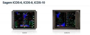 Sagem ICDS-6 ICDS-8 ICDS-10
