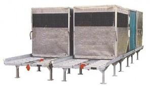 ULD's Storage Racks