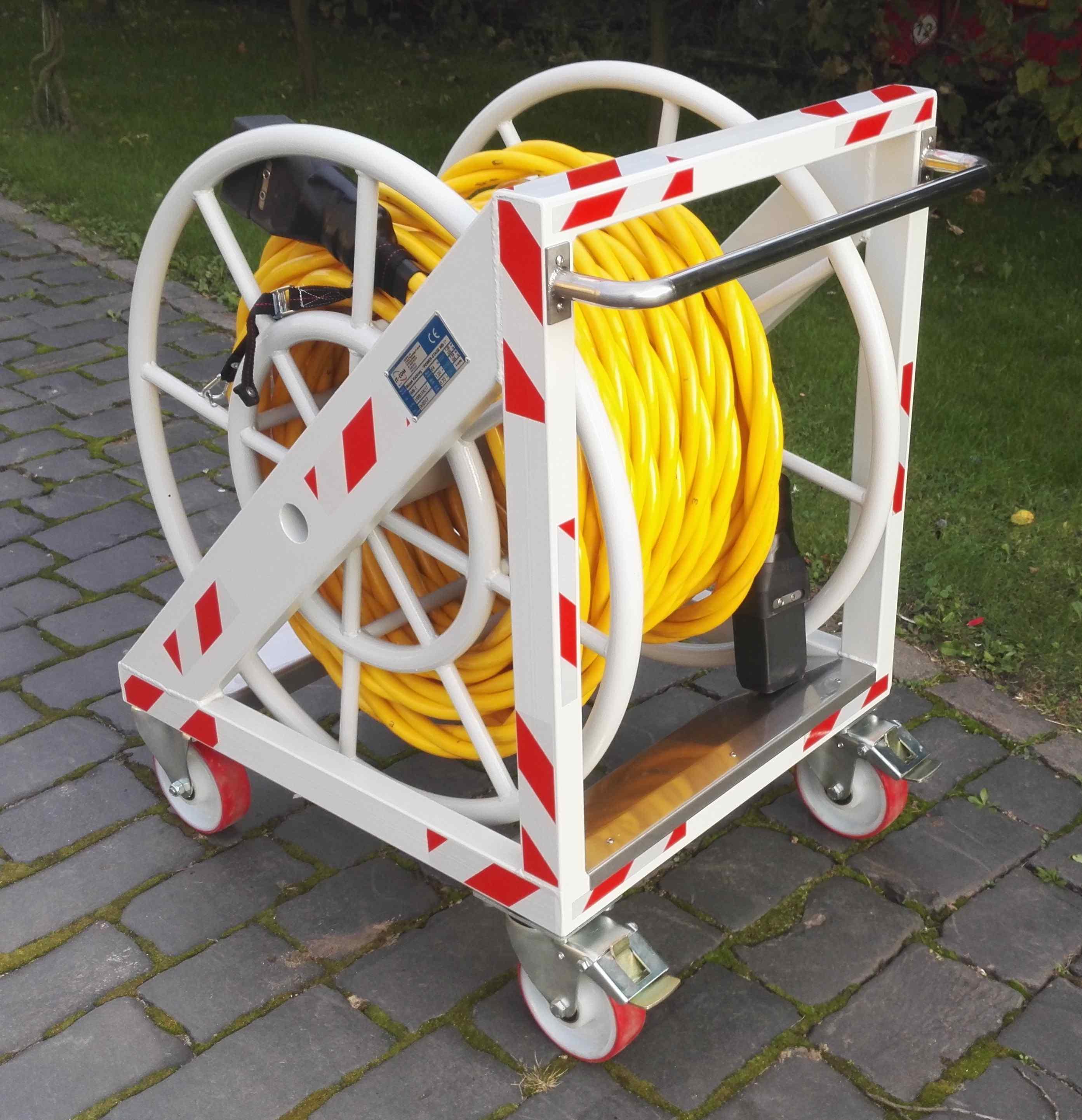 Wózek Kablowy POWER-STAGE WB-1 200V 400Hz AC