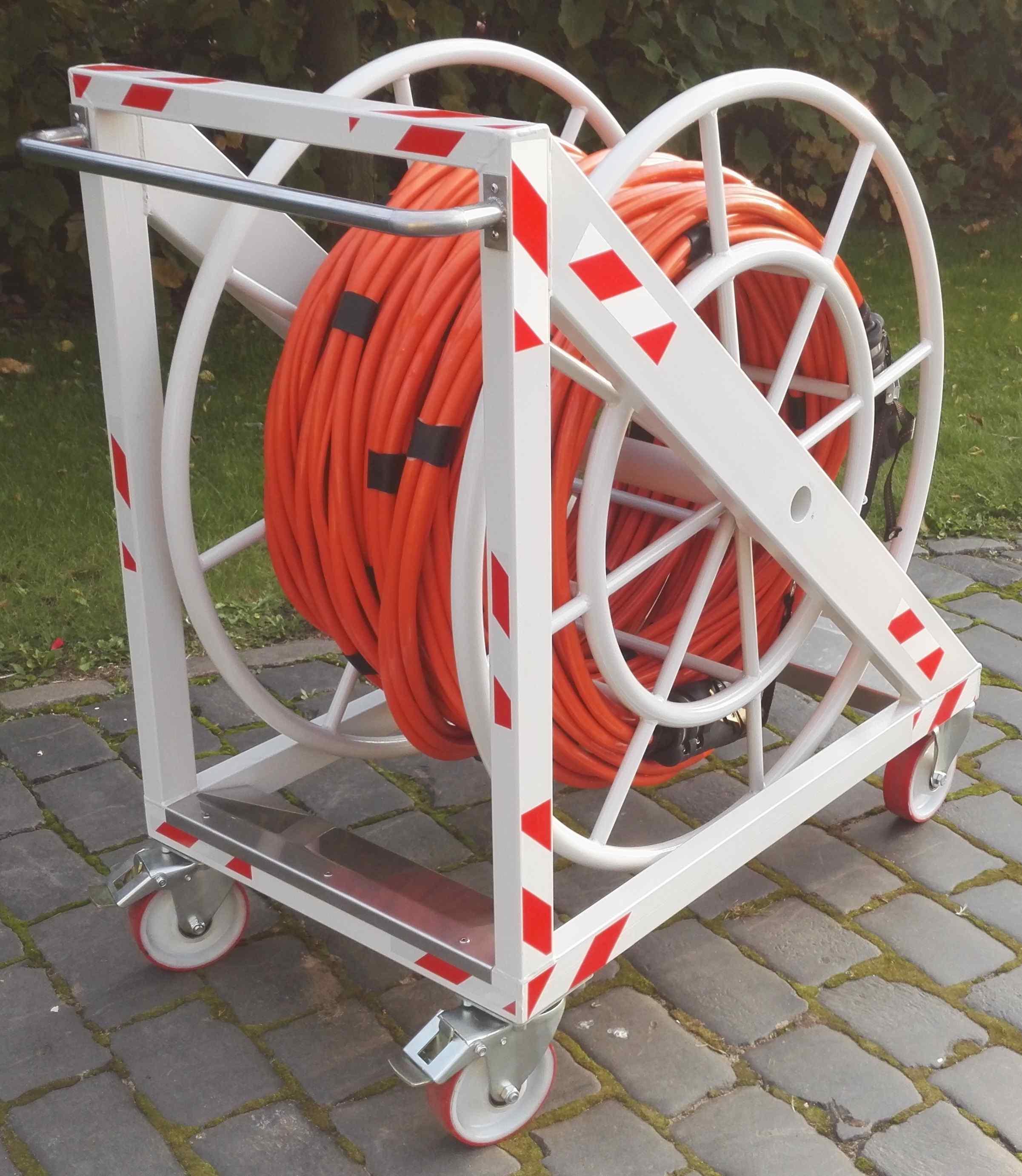 Wózek Kablowy POWER-STAGE WB-2 28V DC